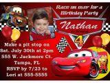 Cars themed Birthday Invitations Free Printable Birthday Invitations Cars theme Kids