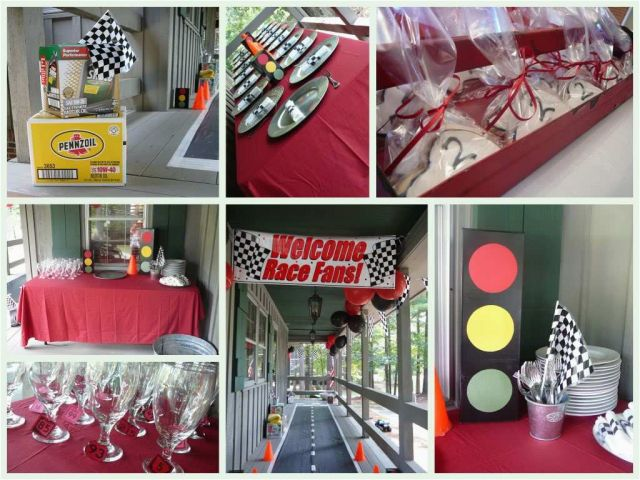 Download By SizeHandphone Tablet Desktop Original Size Back To Cars Themed Birthday Party Decorating Ideas