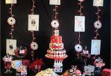 Casino Birthday Decorations Casino Birthday Birthday Party Ideas Photo 1 Of 26