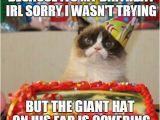Cat Birthday Meme Generator Grumpy Cat Birthday Memes Imgflip