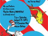 Cat In the Hat 1st Birthday Invitations Boutwell Productions Blog Cat In the Hat Invitations