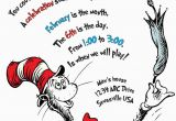 Cat In the Hat 1st Birthday Invitations the Cat In the Hat Birthday Invitation Printable