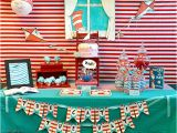Cat In the Hat Birthday Decorations Dr Seuss Party Ideas A to Zebra Celebrations