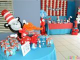 Cat In the Hat Birthday Decorations Partylicious events Pr the Cat In the Hat 1st Birthday
