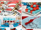 Cat In the Hat Birthday Party Decorations Page 4