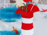 Cat In the Hat Birthday Party Decorations the Cat In the Hat Birthday Party Ideas Photo 6 Of 16