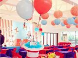 Cat In the Hat Decorations for Birthday Kara 39 S Party Ideas Cat In the Hat Party Via Kara 39 S Party