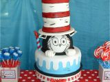 Cat In the Hat Decorations for Birthday Partylicious events Pr the Cat In the Hat 1st Birthday