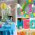 Cat themed Birthday Party Decorations Kara 39 S Party Ideas Cat Kitty themed 2nd Birthday Party