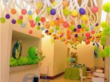 Ceiling Decorations for Birthday Party Aicaevents Twisted Balloon Decorations