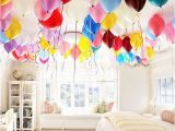 Ceiling Decorations for Birthday Party Birthday Balloon Ceiling Decoration Billingsblessingbags org