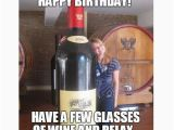 Champagne Birthday Meme 30 Happy Birthday Wine Memes Wishesgreeting
