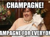Champagne Birthday Meme Advice On How to Get Through University Alive