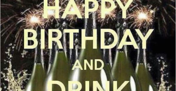 Champagne Birthday Meme Happy Birthday and Drink Champagne B Day Pinterest