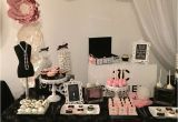 Chanel Birthday Decorations Chanel Inspired Birthday Party Birthday Party Ideas themes