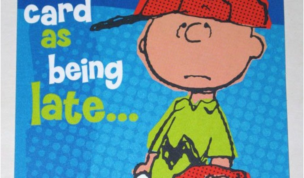Download By SizeHandphone Tablet Desktop Original Size Back To Charlie Brown Birthday Cards