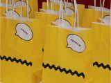 Charlie Brown Birthday Decorations Harris Sisters Girltalk Charlie Brown Birthday Party