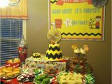 Charlie Brown Birthday Party Decorations 1000 Images About Charlie Brown Party Ideas On Pinterest