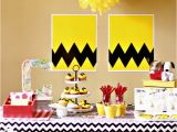 Charlie Brown Birthday Party Decorations Snoopy Baby Shower Decoration Ideas Free Printable Baby