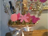 Cheap 21st Birthday Decorations 21st Birthday Shot Bouquet Easy Cheap and Fun Gift D