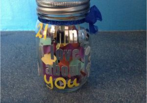 Cheap 21st Birthday Gifts for Him Gift for Boyfriend 21st Birthday Wrote 21 Special Things