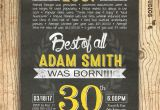 Cheap 30th Birthday Invitations 30th Birthday Invitation Surprise 30th Birthday Invite Diy