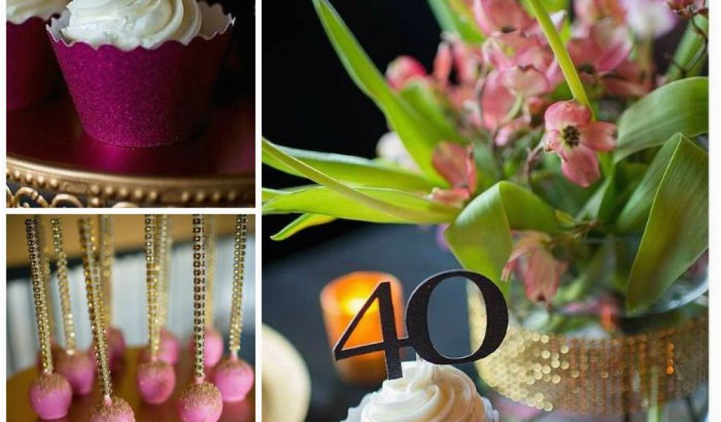 Cheap 40th Birthday Ideas 25 Best About