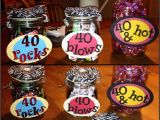 Cheap 40th Birthday Ideas 25 Best Ideas About 40th Birthday Favors On Pinterest
