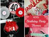Cheap 40th Birthday Ideas Party Decorations Ideas for 40th Birthday Inexpensive