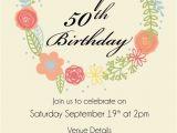 Cheap 40th Birthday Invitations 50th Women 39 S Birthday Party Digital Printable Invitation