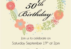 Cheap 40th Birthday Invitations 50th Women 39 S Party Digital Printable Invitation