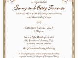 Cheap 50th Birthday Invitations 50th Wedding Anniversary Invitation