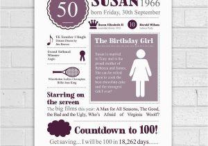 Cheap 50th Birthday Party Invitations Female Best Ideas