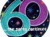 Cheap 60th Birthday Decorations the Party Continues 60th Birthday Cake Plates Cheap