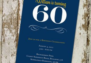 Cheap 60th Birthday Invitations 20 Ideas Party Card Templates