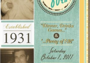 Cheap 80th Birthday Invitations 17 Best Images About Party On Pinterest