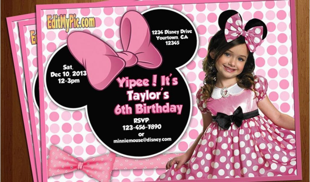 Download By SizeHandphone Tablet Desktop Original Size Back To Cheap Mickey Mouse Birthday Invitations