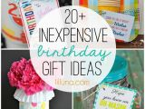 Cheap Romantic Birthday Gifts for Her Inexpensive Birthday Gift Ideas