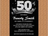 Cheap Surprise Birthday Invitations 50th Birthday Invitation Milestone Birthday Invitation