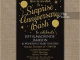 Cheap Surprise Birthday Invitations the Best Anniversary Party Invitations Ideas On Cheap Th