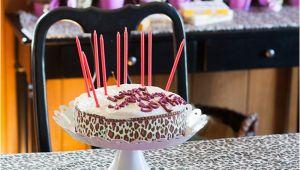 Cheetah Birthday Party Decorations Super Simple Cheetah Birthday Party Ideas Overstuffed