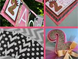 Cheetah Print Birthday Decorations Leopard Print Princess Birthday Party Decorations Pink Black
