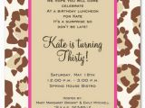 Cheetah Print Birthday Invitation Templates 27 Images Of Baby Shower Animal Print Border Template