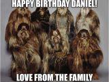 Chewbacca Birthday Meme Wookies Star Wars forest World Problems Imgflip