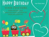 Child Birthday Cards Designs Birthday Invitation Card Designs for Kids Free Card