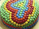Children S Birthday Cake Decorations Kids 39 Birthday Cake Idea Decorating with M M 39 S 17 Apart