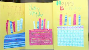 Children S Birthday Card Ideas Handmade Birthday Cards for Kids True Aim