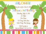 Children S Birthday Party Invitation Templates 18 Birthday Invitations for Kids Free Sample Templates