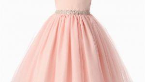 Childrens Birthday Dresses Kids Girls Party Dresses Girl Princess Grade Prom Dress