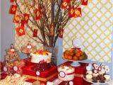 Chinese Birthday Decorations How to Make A Dessert Table Backdrop My Blog